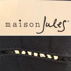 Maison Jules Dresses - Maison Jules NWT Navy Blue Sheath Dress